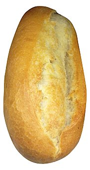 MERCADONA Pan granel bocadillo aceite de oliva (Venta por unidades) 1 unidad (110 g)