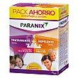 Pack antipiojos-tratamiento completo sin insecticida 2 ud Paranix