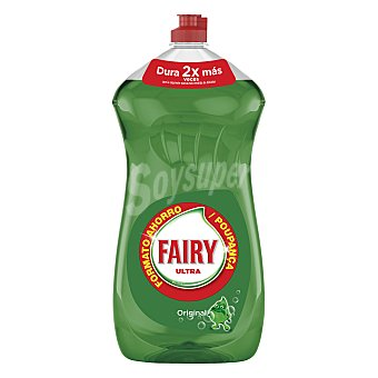 Fairy Fairy Ultra Lavavajillas a Mano 1410 ml