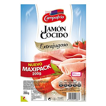 Campofrío Lonchas de jamon york 200 g