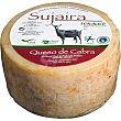 Queso curado de cabra ecológico peso aproximado pieza 2,25 kg 2,25 kg Sujaira