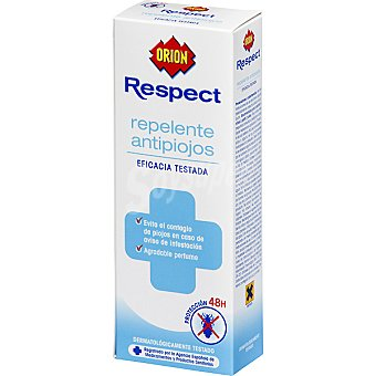 Orion Repelente anti piojos proteccion 48h Frasco 100 ml