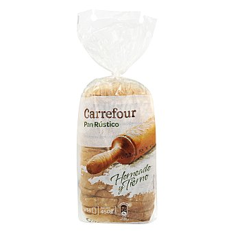 Carrefour Pan Rústico 450 g