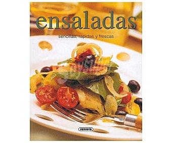 Susaeta Ensaladas sencillas, rápidas y frescas. VV.AA., Género: Cocina, Editorial: