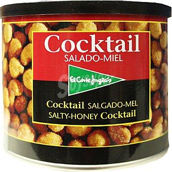 El Corte Inglés Cóctel salado de frutos secos con miel Lata 311 g