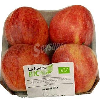 Manzana royal gala ecológica Bandeja 700 g