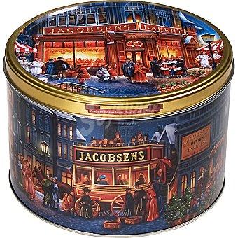 JACOBSENS Market Place Galletas de mantequilla Lata 340 g