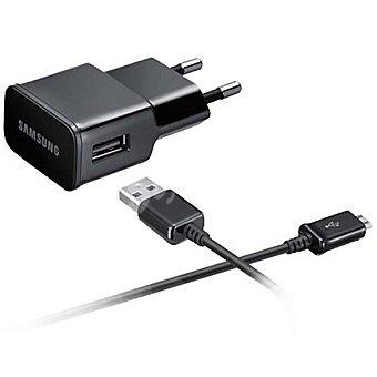 Samsung Cargador de red Micro USB Negro