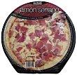 Pizza fresca jamon serrano u 400 g Hacendado