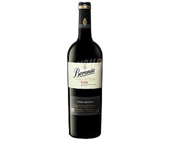Beronia Vino tinto gran reserva D.O. Rioja Botella 75 cl