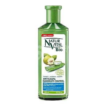 Natur Vital Bio champú anticaspa hidratante aloe vera Bote 300 ml