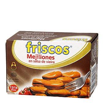 Friscos Mejillones en salsa de vieira 13/18 111 g
