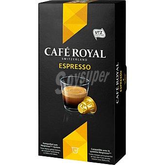 ROYAL Café espresso 10 c