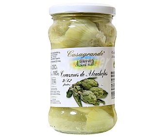 Casagrande Corazones de alcachofa 9/12 165 g
