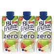 Zumo Bifrutas Ibiza zero pack de 3 briks de 33 cl 1,5 l Bifrutas Pascual