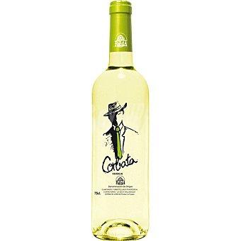 Corbata Vino blanco verdejo botella 75 cl 75 cl