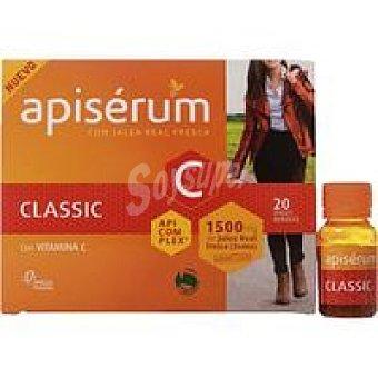 APISERUM Jalea real classic en viales Caja 20 unid