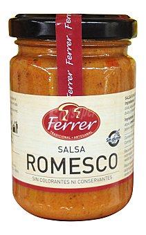Ferrer Salsa romesco Tarro de 130 g
