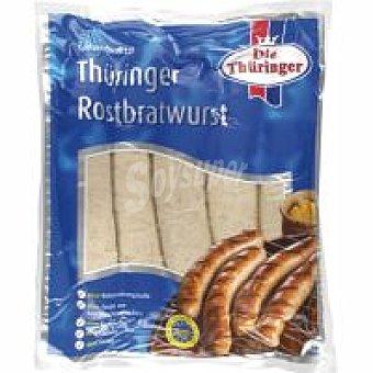 Die Thüringer Salchicha Bratwurst Sobre 500 g