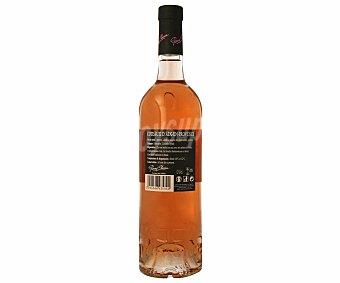 COTEAUX D´AIX EN PROVENCE PIERRE CHANAU AUCHAN 75 Vino Rosado Centilitros