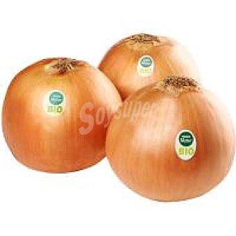 Eroski Bio/ECO + E.Natur BIO Cebolla ecológica 1 kg