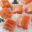 Lomo salmón recién envasado CYO 500.0 g. Calidad y Origen Carrefour