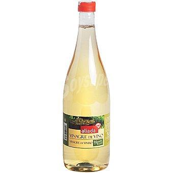 Aliada Vinagre de vino blanco Botella 1 l