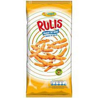 Aspil Rulis de maíz-queso Bolsa 100 g