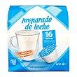 Preparado leche capsula (compatible cafetera dolce gusto novedad* Caja 16 u Cocatech