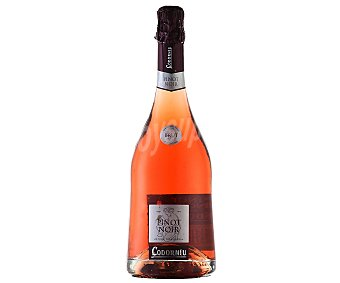 CODORNIU pinot noir cava brut rosado botella 75 cl