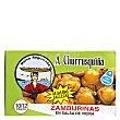 Zamburriñas de salsa vieira 85 g A Churrusquiña