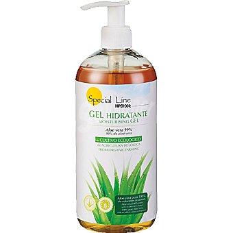 Special Line gel hidratante aloe vera 99% Envase 500 ml