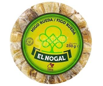 El Nogal Higo Rueda 250g