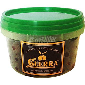 Guerra Aceitunas negras de Aragón Tarrina 250 g
