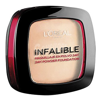 L'Oréal Base de maquillaje compacto infalible 160 E 1 ud