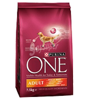One Purina One adulto perro pollo/arroz 7,5K