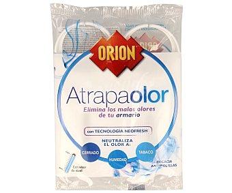 Orion Pinza para eliminar los malos olores del armario y eficaz contra las polillas 1 unidad