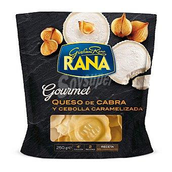 Rana Gran Ripieno de Queso de Cabra y Cebolla Caramelizada (pasta Fresca) 250 g