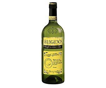 Elegido Vino blanco de mesa Botella 1 l