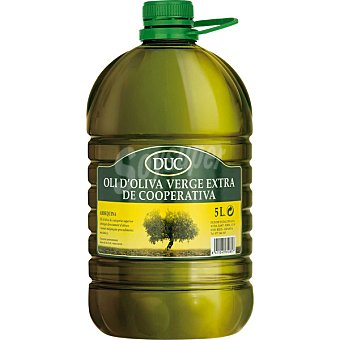 DUC Aceite de oliva virgen extra bidon 5 l
