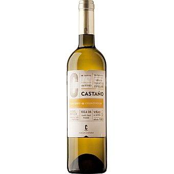 CASTAÑO Vino blanco chardonnay D.O. Yecla botella 75 cl 75 cl