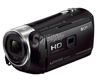 "SONY HDRPJ410B Videocámara de mano Full HD, pantalla de 2.7""LCD, 27x de Zoom, con visor proyector"