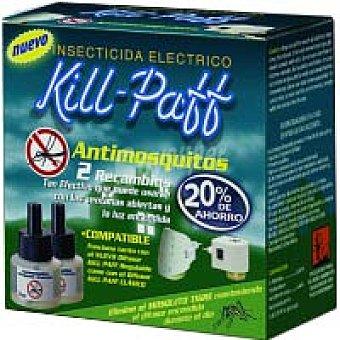 Kill-Paff Insecticida eléctrico 2 unid