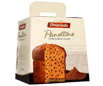 Delaviuda Panettone chocolate Caja 500g