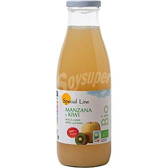 Special Line Zumo de manzana 67% y kiwi 33% Bio Envase 750 ml
