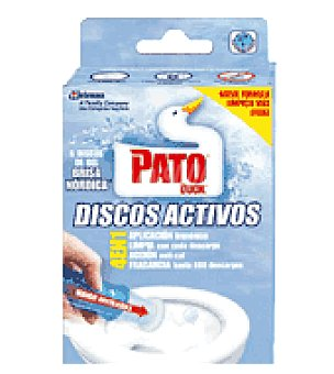 Pato Pato Discos Aparato Brise Nórdica 1 ud