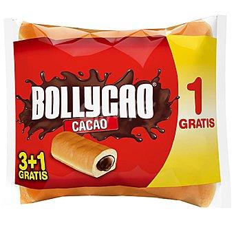 BOLLYCAO relleno de chocolate estuche 180 g 3 unidades