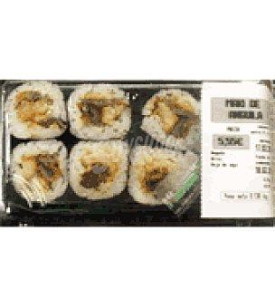 Maki de anguila Envase de 130 g