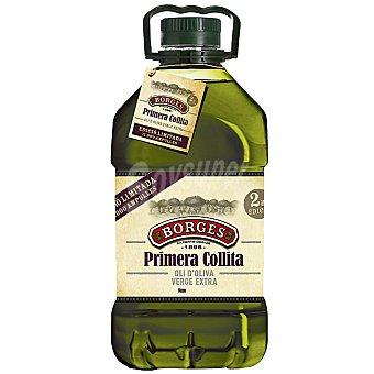 Borges aceite de oliva virgen extra Primera Collita garrafa 3 l