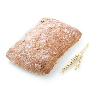 Carrefour Pan pavé de nueces sin aditivos 400 g